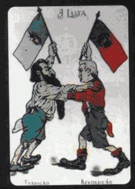 O caso das bandeiras