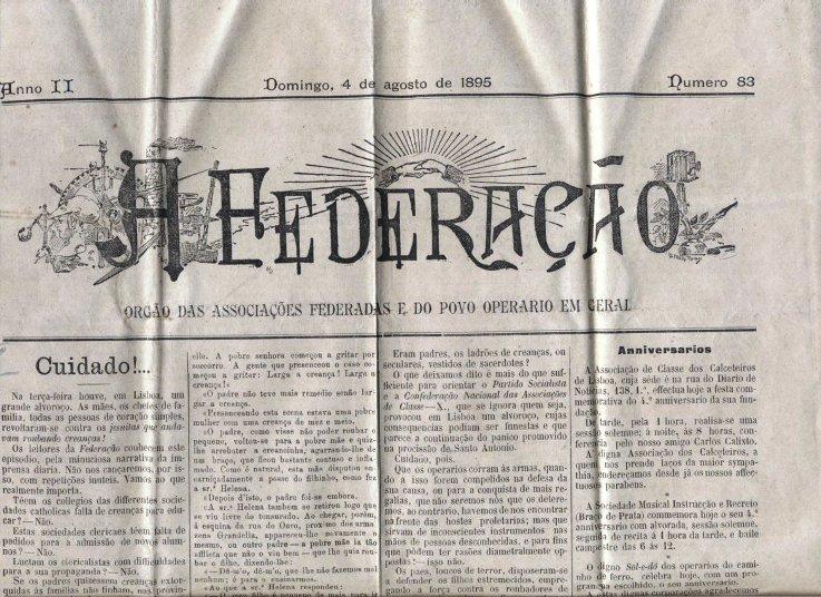 Jornal A Federação
