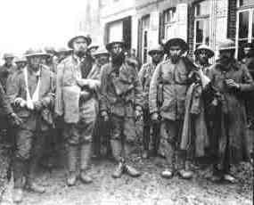 l Grande Guerra - Prisioneiros Portugueses