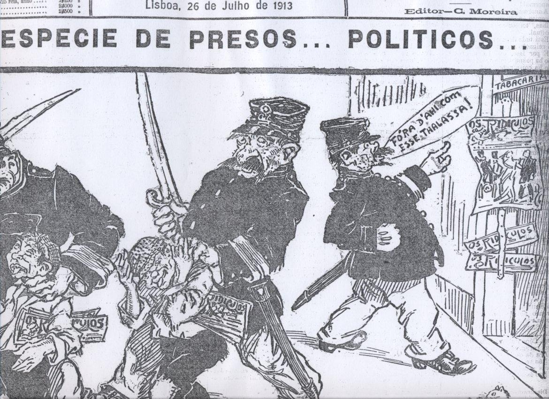 Os Ridículos 1913